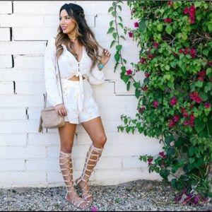 Raye Shanna Tall Gladiator Sandal